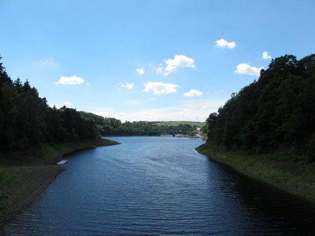 Saale-Stausee