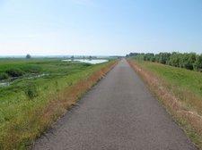 Der Oder-Neiße Radweg