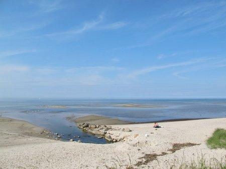 Die Ostsee erreicht