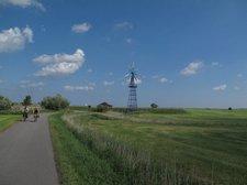 Radweg von Barth nach Stralsund