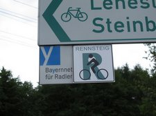 Rennsteig-Radweg